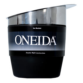 Picture of Onieda Stainless Steel Ice Bucket, Black