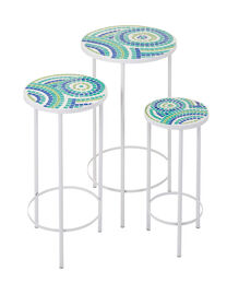 Picture of Laguna Mosaic Table, Large