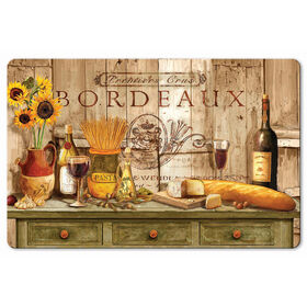 Picture of Vintage Olive Oil Doormat 18 X 30-in