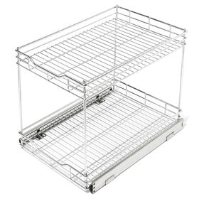 Picture of ROLL-OUT 2-TIER SHELF