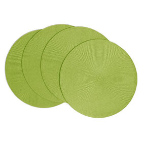 Picture of Parrot Veranda Round Place Mats- Set of 4
