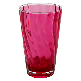 Picture of NS 21.5OZ SWIRL TUMBLER RED