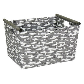 Picture of BRAID  PPR RP BASKET S GRY