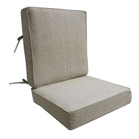 Picture of Fiddlestix Linen 2 Piece Deep Seat Cushion