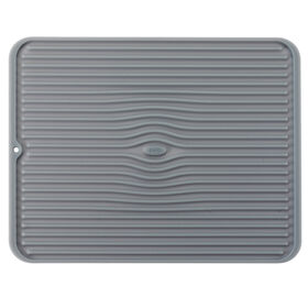 Picture of Large Silicone Drying Mat, Gray