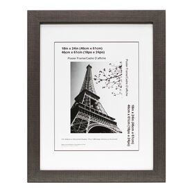 Picture of 18 X 24-in Pewter Dotty Poster Frame