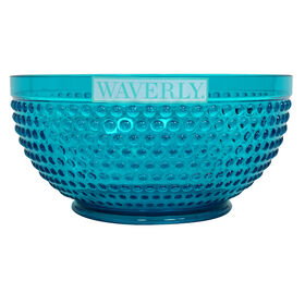 Picture of SERVING BOWL - HOBNAIL - TEAL