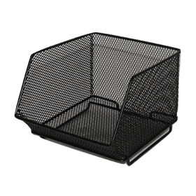 Picture of MTL MESH MD STACK BIN-BLK