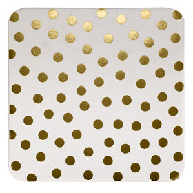 Picture of GOLD DOTS - COASTER