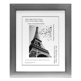 Picture of 16 X 20-in Champagne Dotty Poster Frame
