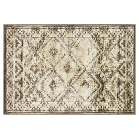 Picture of Calypso Rug- Brown & Ivory 3x5-ft