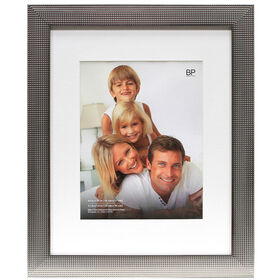 Picture of 16 X 20-in/ 11 X 14-in Champagne Dotty Matte Frame