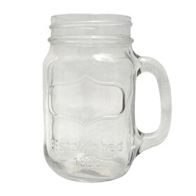 Picture of Yorkshire 17.5 oz Mason Jar Mug - set of 4