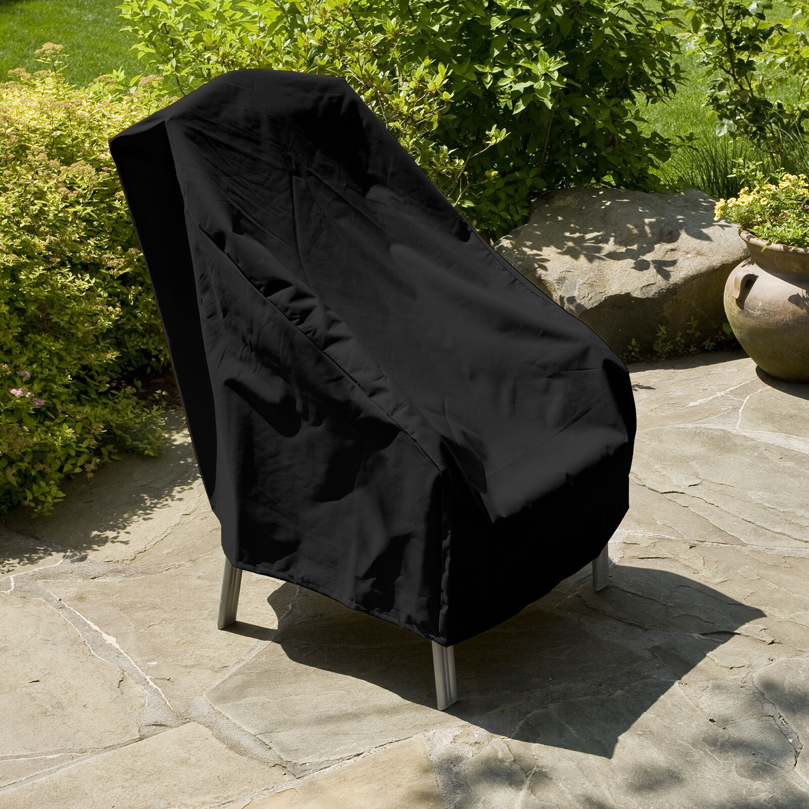 Superb High Back Patio Chair Cover