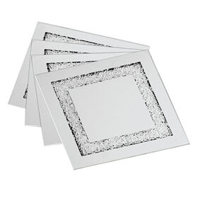 Picture of Sparkles Square Coaster, Set of 4