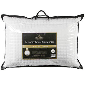 Picture of Quilted Jumbo Memory Foam Pillow