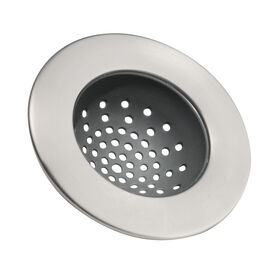 Picture of InterDesign Forma Sink Strainer, Brushed Nickel