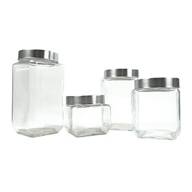 Picture of 4 Piece Canister Set