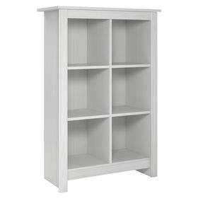 Picture of 6 Cube Shelf - White