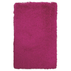 Picture of Pink Senses Shag Accent Rug 27 X 42-in