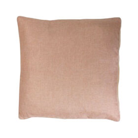 Picture of Dalton Peachy Pink Throw Pillow - 22 in.