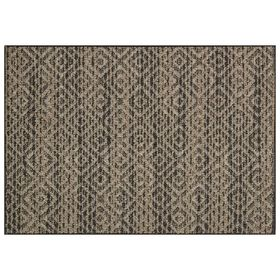 Picture of E158 TEXTURAL BROWN BEIGE 5X8