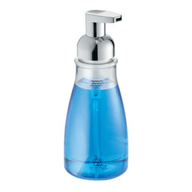 Picture of BW Foam Soap Pump, Clear with Chrome