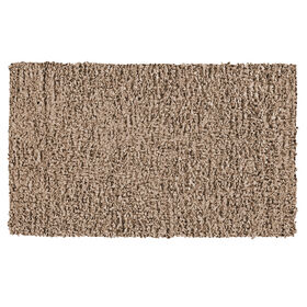 Picture of Ivory Paper Shag Rug 3 X 5 ft