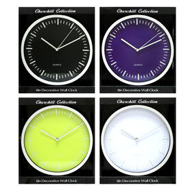Picture of 8-in Modern Color Face Clock (sold separately)
