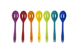 Picture of Silicone Slotted Spoon, Assorted  (sold separately)