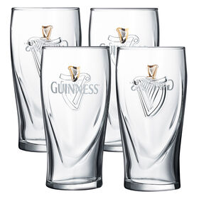 Picture of GUINNESS GLASS S/4