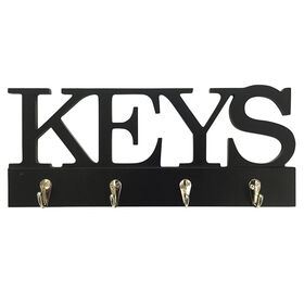 Picture of 14 X 6-in Keys Cutout Wall Décor