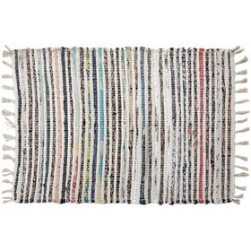 Picture of Light Multi Chindi Accent Rug 20 X 30-in