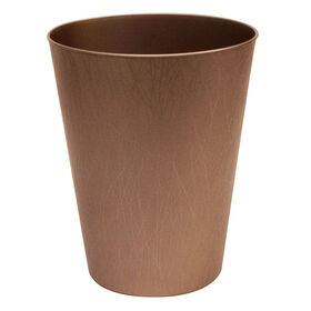 Picture of 2.3 Gallon Textured Waste Bin - Bronze