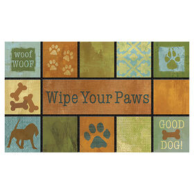 Picture of Woof Woof Doormat 18 X 30-in