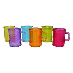Picture of Canned Collection 5 oz Color Mini Mug - Set of 6