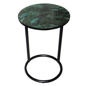 Picture of Mosaic Round Table- 13 x 21-in