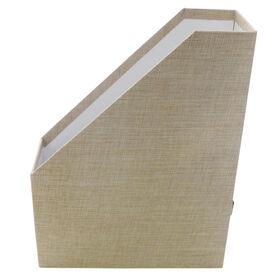 Picture of MAGAZINE BOX-LINEN