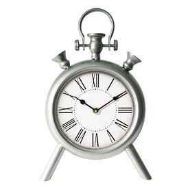Picture of 10 in. Metal Aluminum Clock