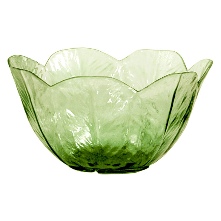 Green Siena Melamine Small Caesar Bowl