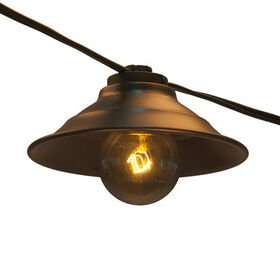 Picture of 10CT G40 METAL LAMPSHADE LT ST