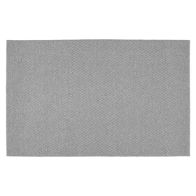 D169 Silver Town Square Rug- 7x10 ft