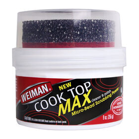 Picture of Weiman Cook Top Max Cleaner and Polish with Scrub