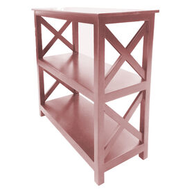 Picture of X SIDE 3 TIER BOOKSHELF 29 GRY