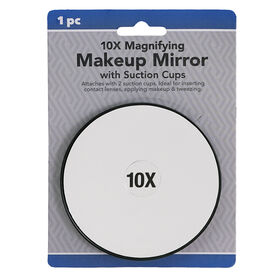 Picture of CLIP STRIP 10X MAKE UP MIRROR