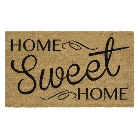 18X30 COIR HOME SWEET HOME