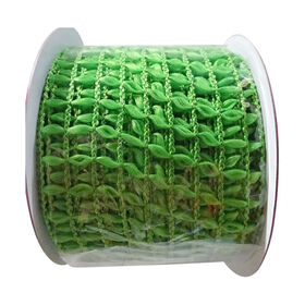 Picture of Green Mesh Ribbon- 2.5x10 Yard