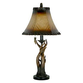 Picture of Antlers Table Lamp 18-in (shade sold separately)