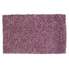 Picture of Purple Shiny Fur Shag Rug 3 X 5 ft