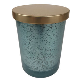 Picture of 8OZ MERCURY JAR CNDL BLUE